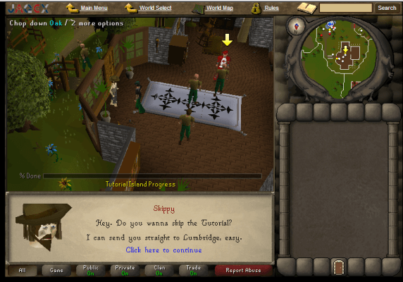 Old School Runescape is coming to your mobile - That