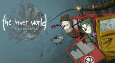 New trailer for The Inner World – The Last Wind Monk