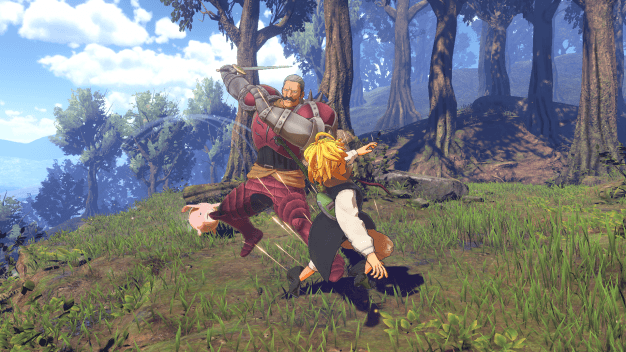 The Seven Deadly Sins: Knights of Britannia Battles its Way to Europe