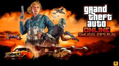 Rockstar launches next Grand Theft Auto DLC: Smuggler's Run
