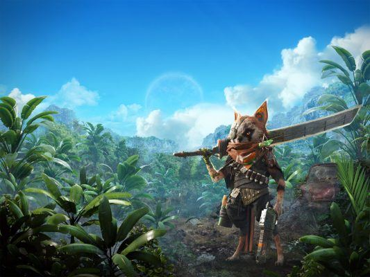 11 minutes of gameplay footage from open-world action RPG BioMutant