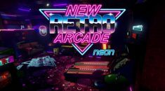 TVGB ViveStream blasts to the past with New Retro Arcade Neon