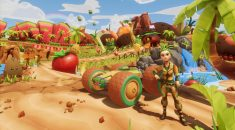 Get Juiced with All-Star Fruit Racing on Steam