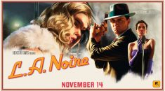 Rockstar Games to resurrect detective thriller L.A. Noire this November