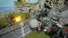 Rock of Ages 2 rolls onto Steam, Xbox One and PS4