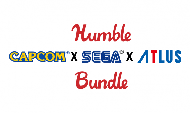 Humble Capcom X Sega X Atlus Bundle goes live