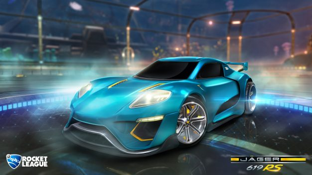 how to make car like rocket league