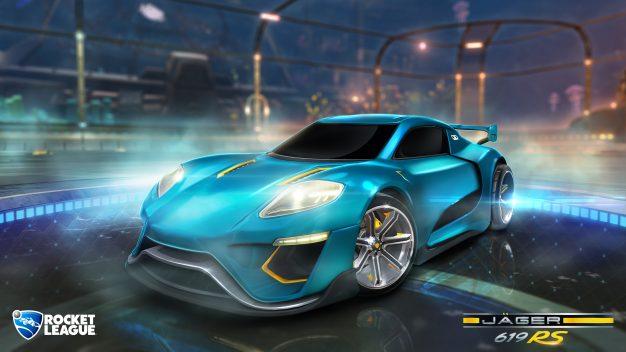 how to make car like rocket league