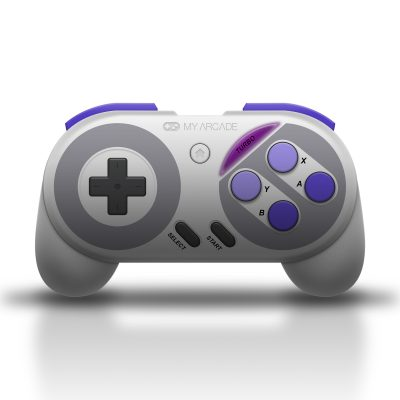My Arcade unleashes Super Gamepad for the Super NES™ Classic Edition