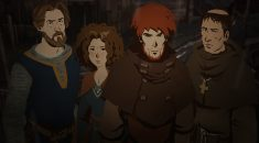 REVIEW / Ken Follett's The Pillars of the Earth (PC)
