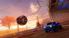 Rocket League is going Autumnal in new update