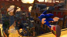 Sonic Forces zooms to console this November