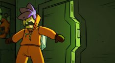 Things are about to get messy with Splasher