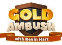 Gold Ambush with Kevin Hart logo by StandUp Digital