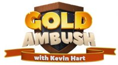 Kevin Hart releases Gold Ambush - get that gold!