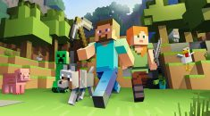 Minecraft Better Together update out on most devices