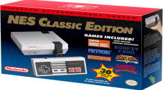 NES Classic Edition coming back in 2018