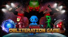 REVIEW / Doctor Kvorak's Obliteration Game (Vive)