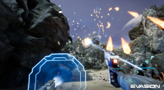 Evasion is announced for HTC Vive and Oculus Rift