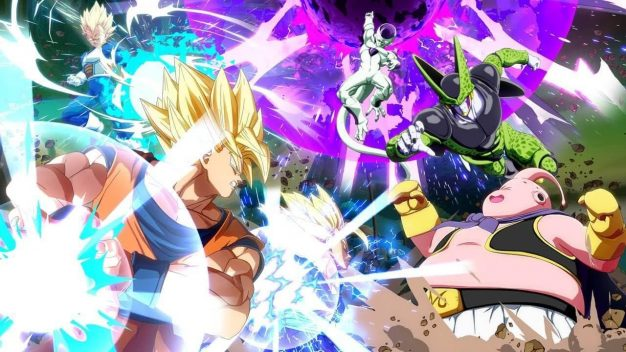 Nappa Dragon Ball FighterZ gameplay trailer released