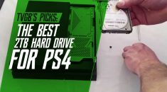 The best 2 terabyte hard drive for the PlayStation 4