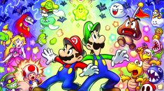 REVIEW / Mario & Luigi: Superstar Saga + Bowser's Minions (3DS)