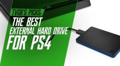 7 Best PS4 Compatible External Hard Drives