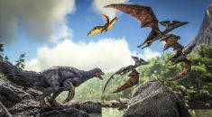 Ark: Survival Evolved launches on the Xbox One X
