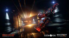 Little Orbit team with Descendent Studios to bring you Descent: Underground in 2018