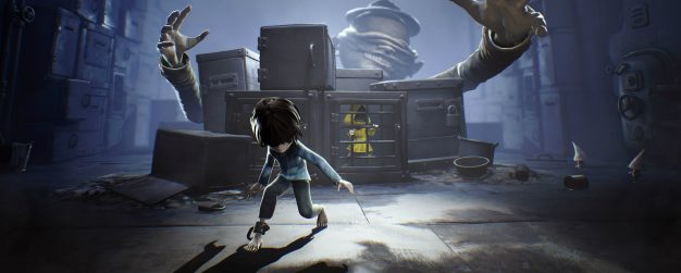 Little Nightmares DLC - Runaway Kid