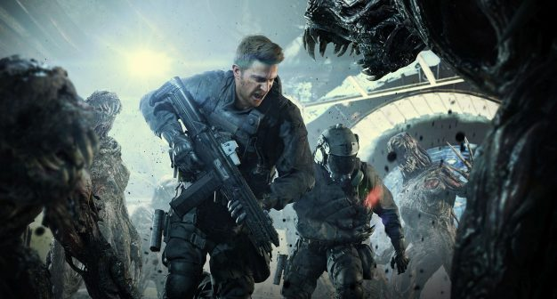 Resident Evil 7 - Not a Hero - Chris Redfield