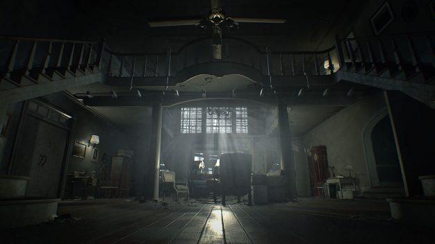 Resident Evil 7 Baker house - Main Hall