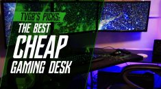 The Best Cheap Gaming Desk: 5 Affordable Picks