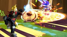 Earth Romancer set to smash the competition in competitive platform brawlers