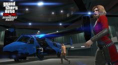 GTA Online's Doomsday Heist Update is out now