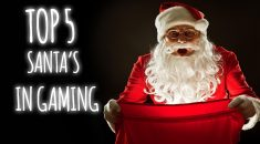 RANKED: Top 5 Santas in gaming