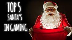 RANKED: Top 5 Santas in gaming