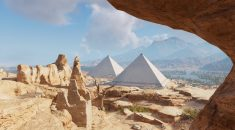 The first Assassin's Creed: Origins DLC is out now