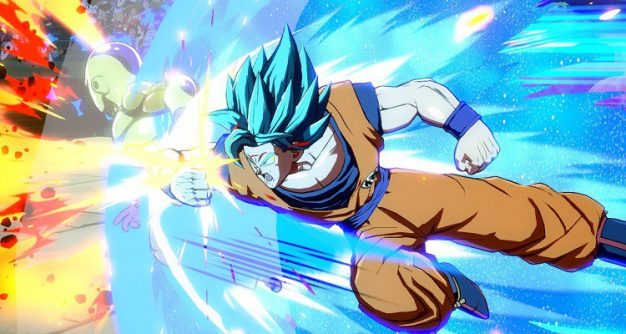 Watch Some Dragon Ball FighterZ Goku Black Gameplay in Latest Trailer