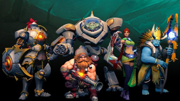 To-Play 'Paladins: Battlegrounds' Will Combine 'Overwatch' And 'PlayerUnknown's Battlegrounds'