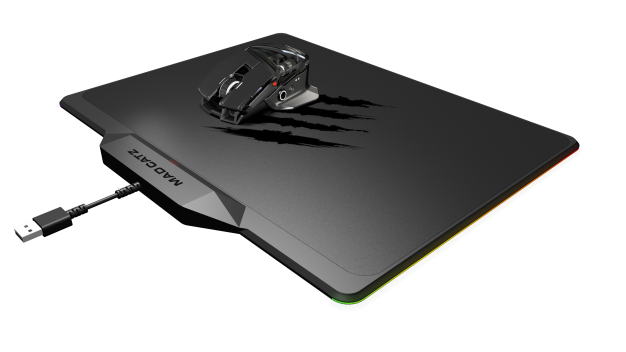 Mad Catz returns from the dead with a dangerous-looking wireless mouse