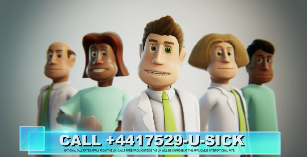 Doctors - Two Point Hospital