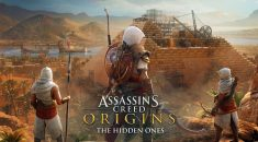Assassin's Creed Origins: The Hidden Ones expansion coming soon