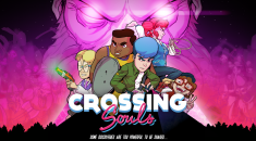 80s-themed adventure Crossing Souls now available on PS4 and PC