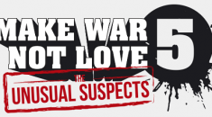 SEGA announces Make War Not Love 5 – The Unusual Suspects