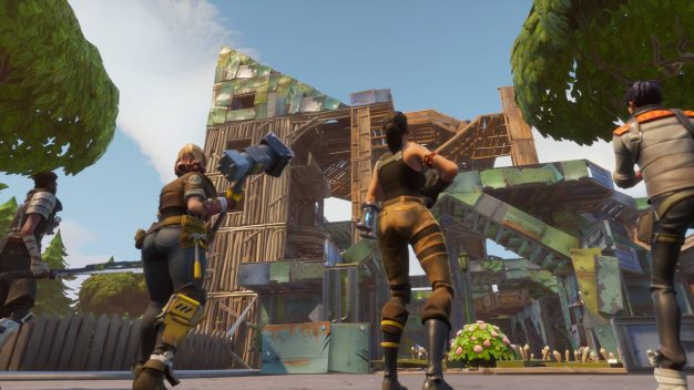 Fortnite 2.4 Update