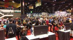 Gaming at C2E2 2018