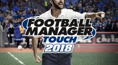 Football Manager Touch makes its debut on Nintendo Switch