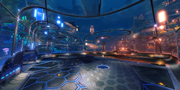 Image courtesy of the Rocket League website.