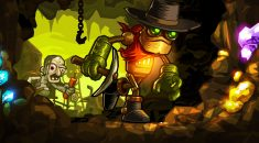 REVIEW / Steamworld Dig (Switch)